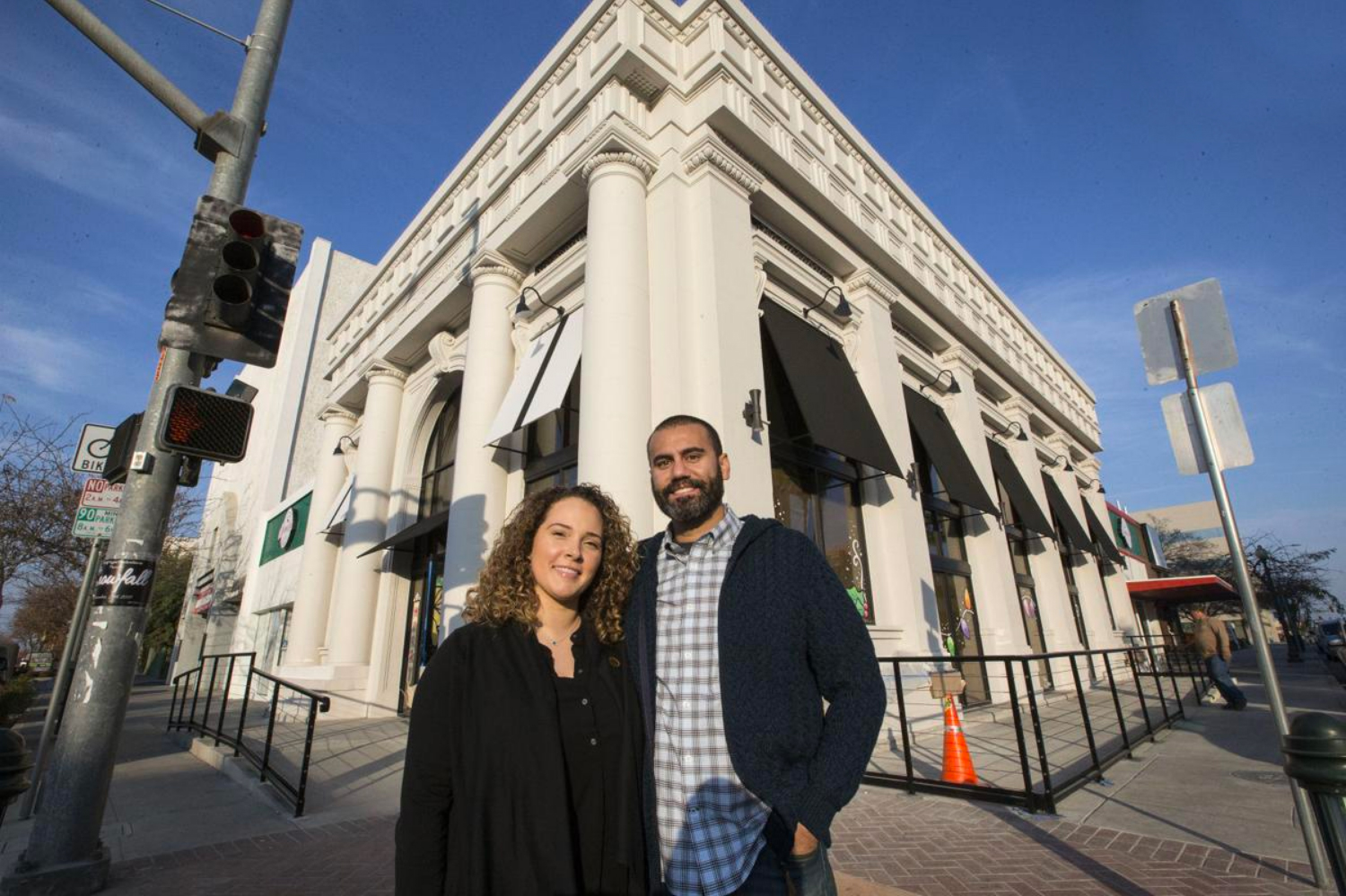 At ripe old age of 108, restored downtown building on verge of new life